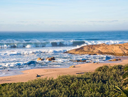 South Africa Car Rentals: sightsee the beaches of South Africa