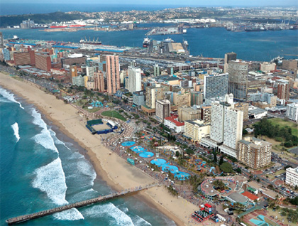 Oh Durban, where have you been my whole World Cup?