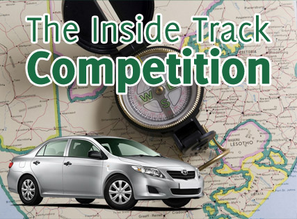 Inside Track Competition December