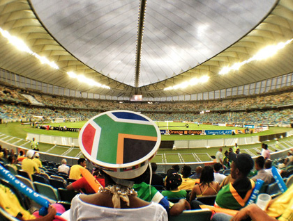 AFCON 2013 – Keep your eye on the ball with Woodford