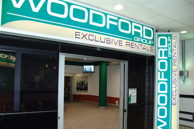 Woodford Group Car Hire