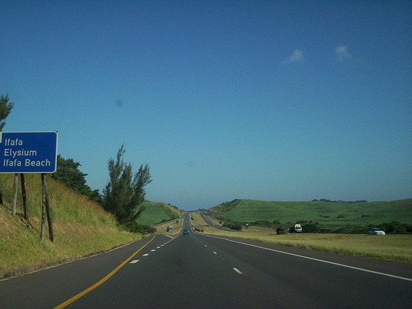 Drive the scenic route Durban to Cape Town