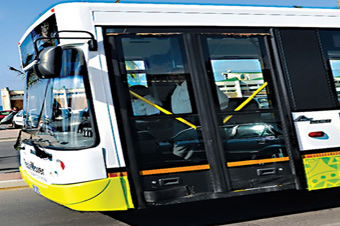 Public Transport in Durban