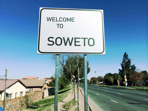 Tour Soweto with Woodford