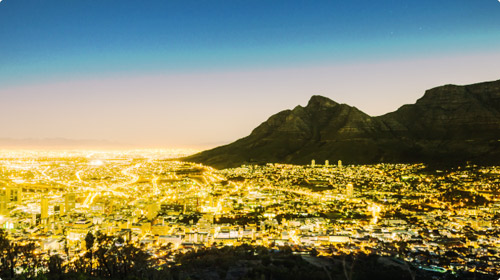 Sight-see the Cape with car hire Cape Town