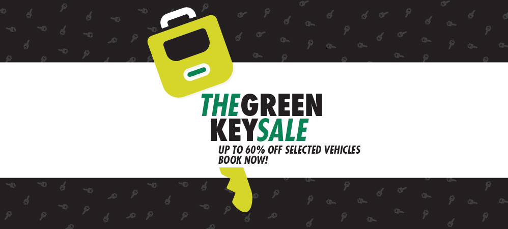 Green Key Sale