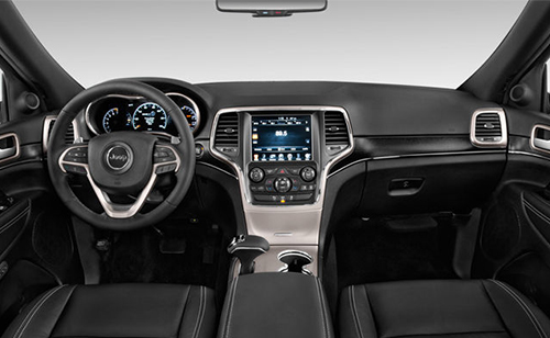 Jeep - Grand Cherokee Interior