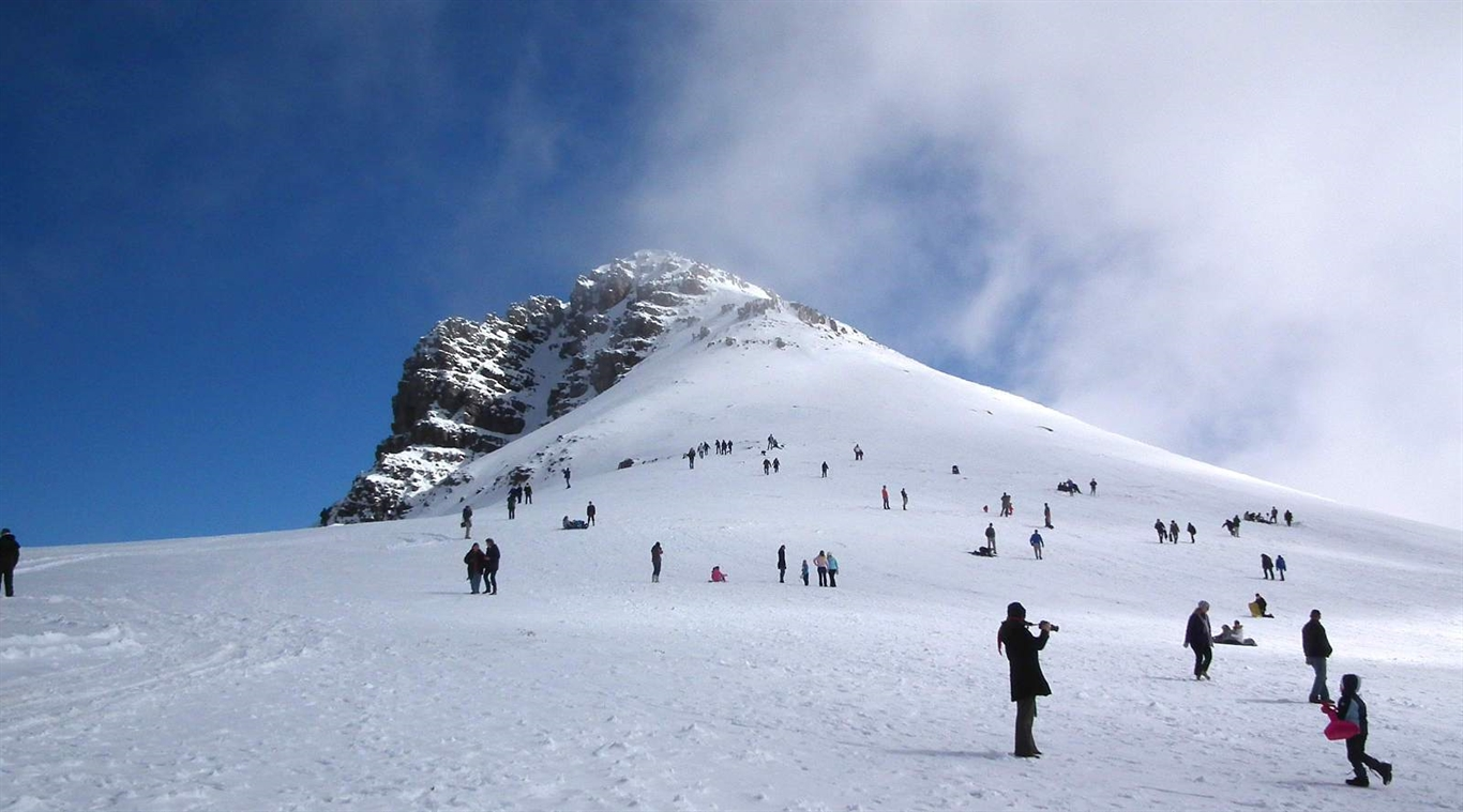 Snow in South Africa – where to see it