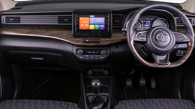 Toyota Avanza 7 Seater / Similar Interior