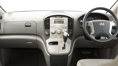 Hyundai 8 Seater / Similar Interior