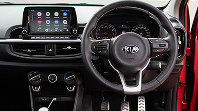 Hyundai i10 / Similar Interior