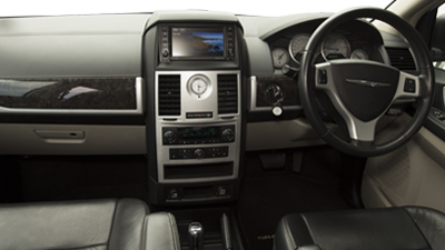 Chrysler Voyager  Interior