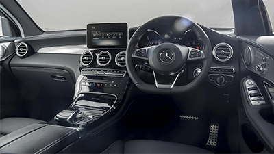 Mercedes  GLE / Similar Interior